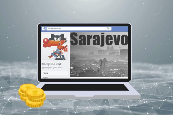 """FARME PORTALA: """"Sarajevo grad"""""""