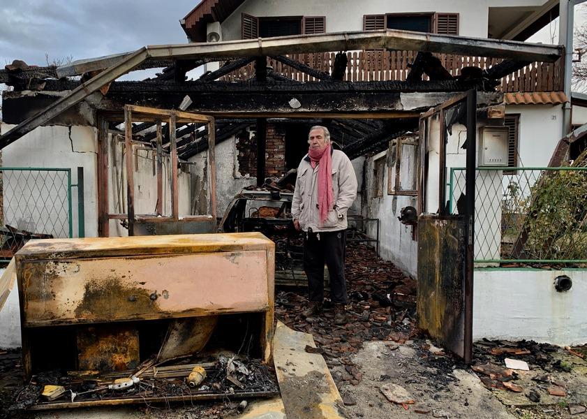 KAMPANJA: Podržimo novinara Milana Jovanovića kome je zapaljena kuća