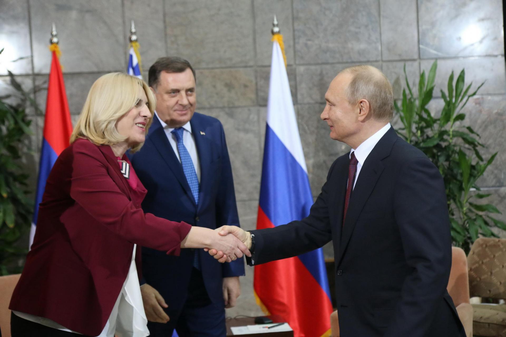 RTRS i BNTV: Došao sam da vidim Putina, pa da umrem