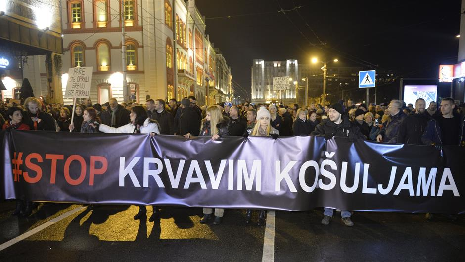 VIŠA NAPREDNJAČKA MATEMATIKA: Brojač demonstranata u zimskom periodu