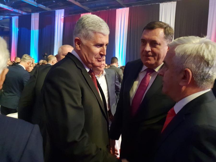 DEVETI JANUAR U HRVATSKOJ: Kad se rukuju Čović i Dodik