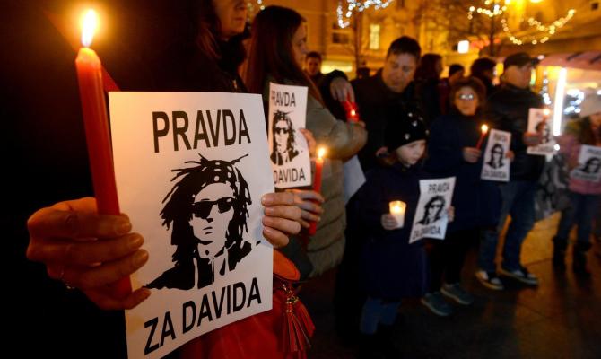 OPOZICIJA POLITIZIRA DAVIDOVO UBISTVO? <br>ODLIČNO, TAKO I TREBA!