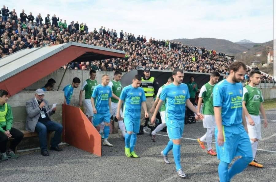 Iz BiH u svijet otišla najljepša slika: Kako klub iz Bijeljine hvali tim iz Konjica