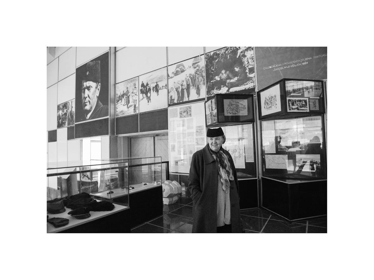 PREDSTAVLJAMO BH. FOTOGRAFE: Imrana Kapetanović i njena Skojevka Minka