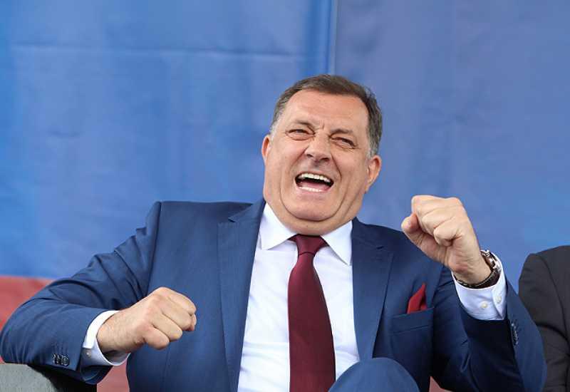 (V)LAŽNE VIJESTI: Dodik izabran za najživahnijeg evropskog predsjednika