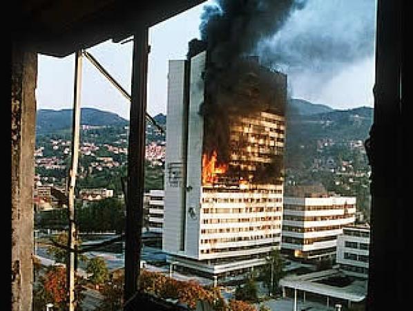 Niko nije ispalio toliko granata sam na sebe kao mi u Bosni. Sreća da nismo imali avijaciju!