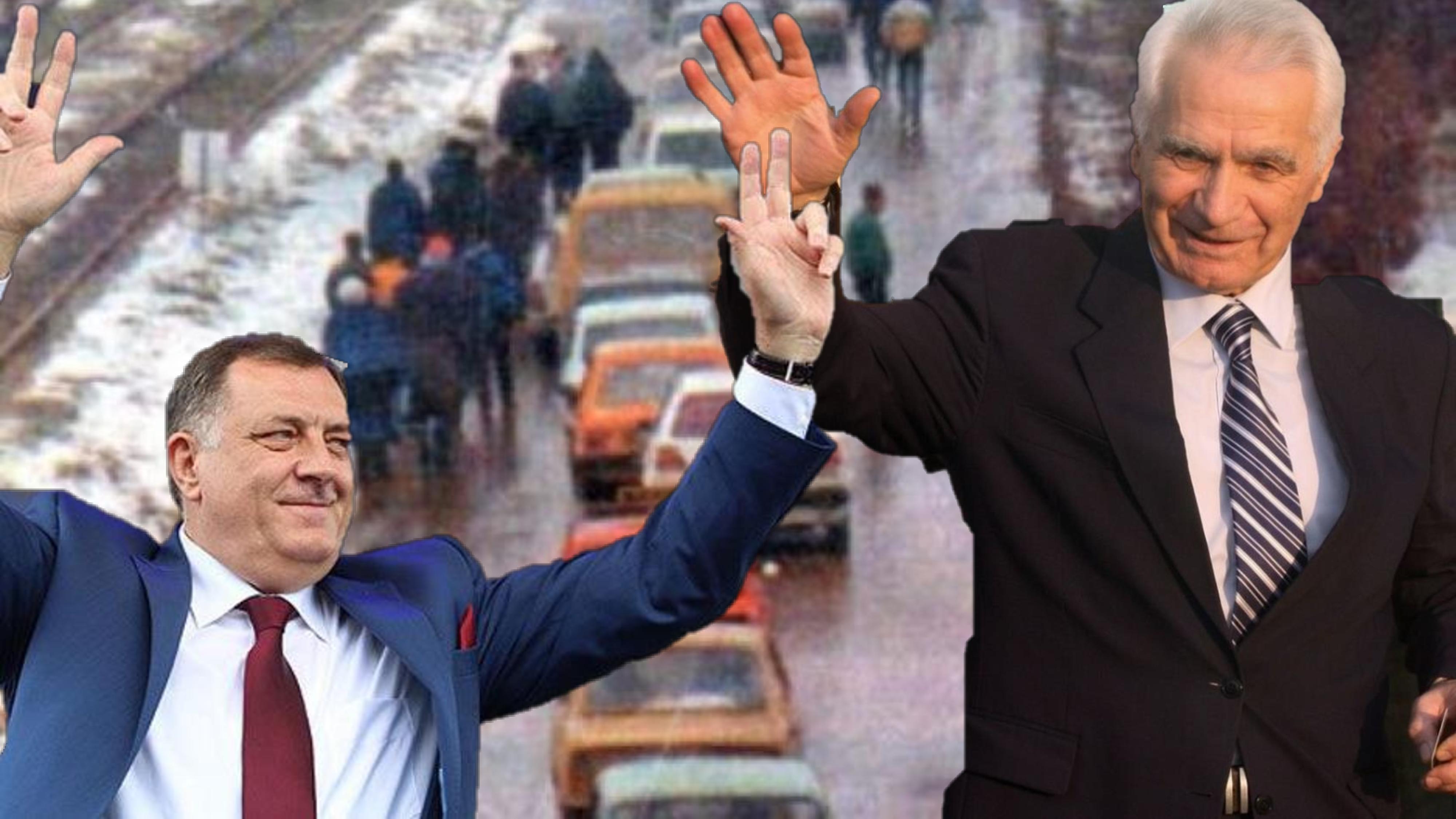 FAKE&SPIN: Egzodus pod okriljem oslobodilačkih ratova RS-a