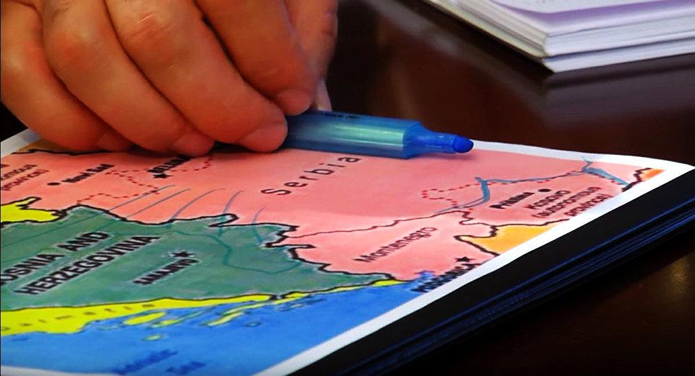 PSIHOLOGIJA MEĐE: Šta znači crtanje karata na Balkanu?