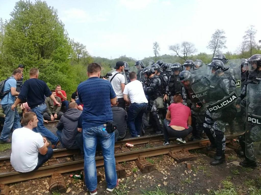 Zašto je Sarajevo odšutjelo štrajk rudara iz Banovića?