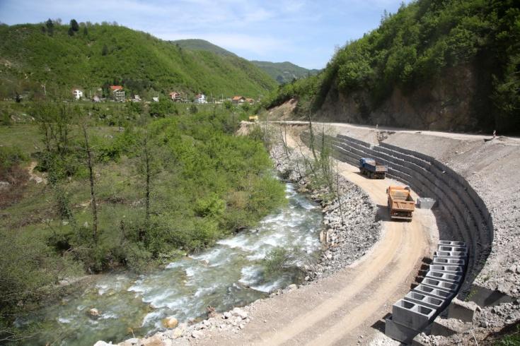 MINI HIDROELEKTRANE NA DOLJANKI: Općina Jablanica odobrila uništenje kanjona Doljanke, svog prirodnog bogatstva!