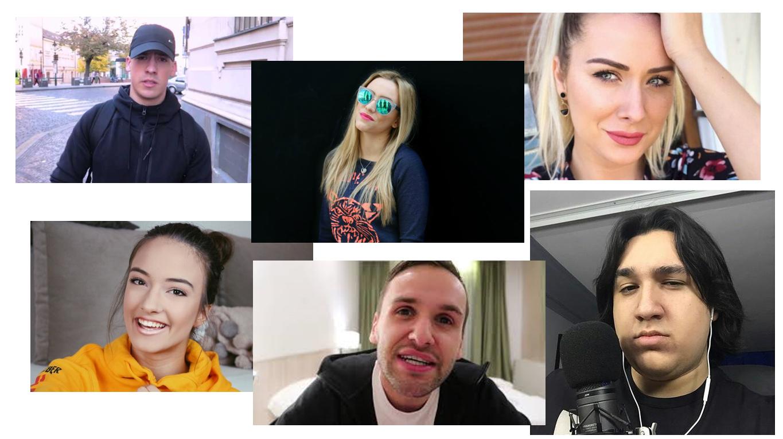DA LI SU VAM POZNATI: BakaPrase, Nadja Stanojević, Muđa, Jana Dačević, Naida Bojnak, Mirza Mustafagić…