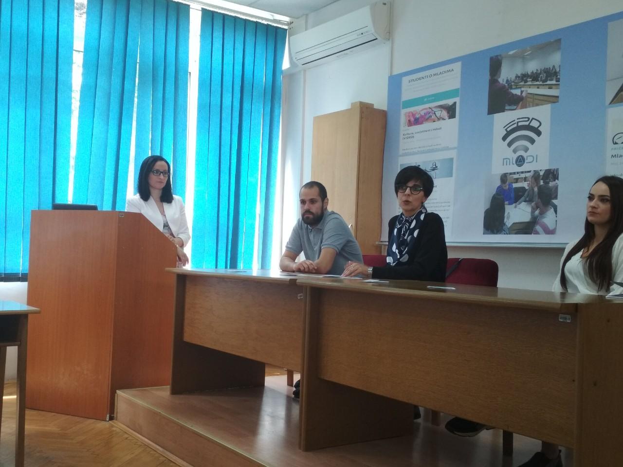 Održana promocija bloga studenta novinarstva