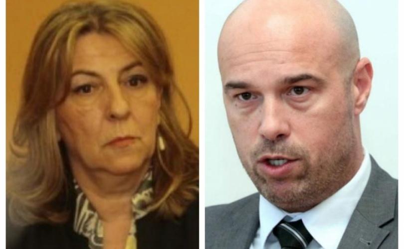 ČLANICA VSTV-A KOJA JE SPASILA TEGELTIJU: Berina Alihodžić i njen brat Edin Muratbegović uništili 49 krivičnih istraga!