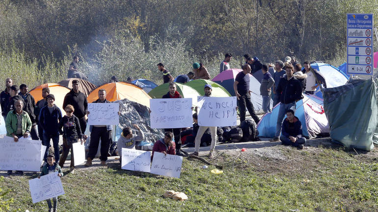Migranti – dobro uigrana strategija protiv BiH