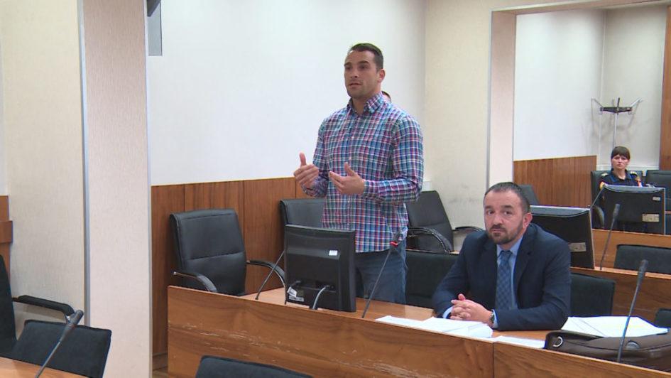 Suđenje Marku Čoliću  osumljičenom za pokušaj ubistva novinara Vladimira Kovačevića