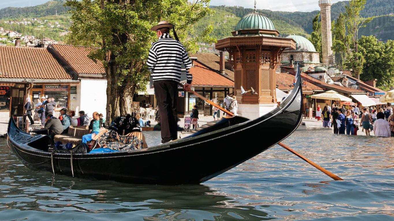 (V)LAŽNE VIJESTI: Venecija Sarajevu poklanja rashodovane gondole