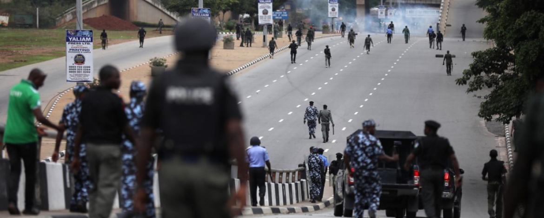 Reporter ubijen dok je pratio proteste u Abuji, pet ranjenih palestinskih novinara