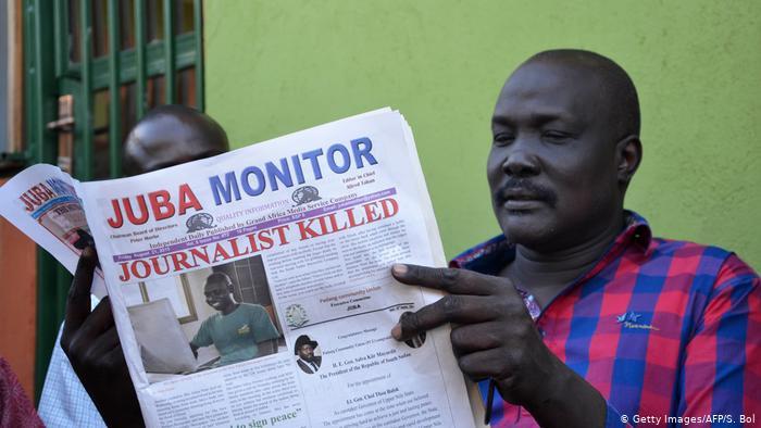 Nezavisni mediji u Južnom Sudanu pod pritiskom