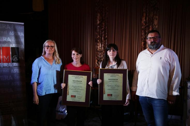 Dodijeljene ACCOUNT nagrade za izvještavanje o korupciji