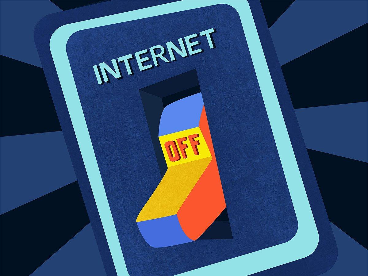 Pristup internetu onemogućen 196 puta u 2018. godini širom svijeta