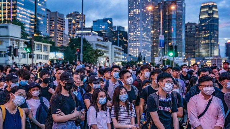 Udruženje novinara Hong Konga osudilo jednu od najgorih godina slobode medija