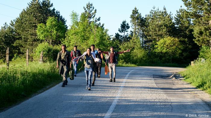 RTRS i BNTV: Poduzmite sve represivne mjere kako bi se dolazak migranata spriječio