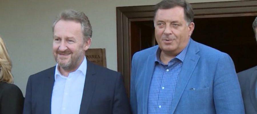 Očekuju se neka opasna hapšenja u BiH, Bakir brani Dodika