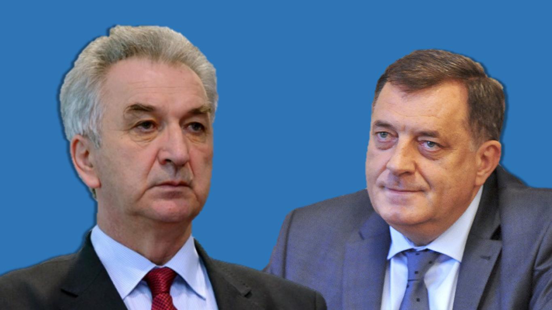 Dodik je u Šaroviću dobio dostojnog političkog protivnika. Šarović bi tu bitku mogao glatko dobiti!