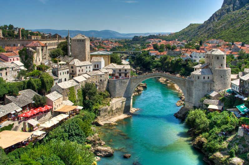 U Mostaru trenutno 82 stepena. 41 na jednoj, 41 na drugoj strani!
