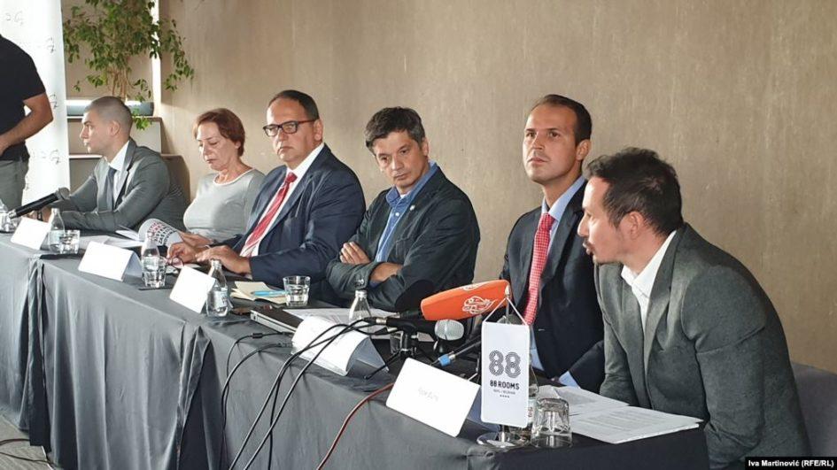Veliki broj napada na novinare u Srbiji neprijavljen