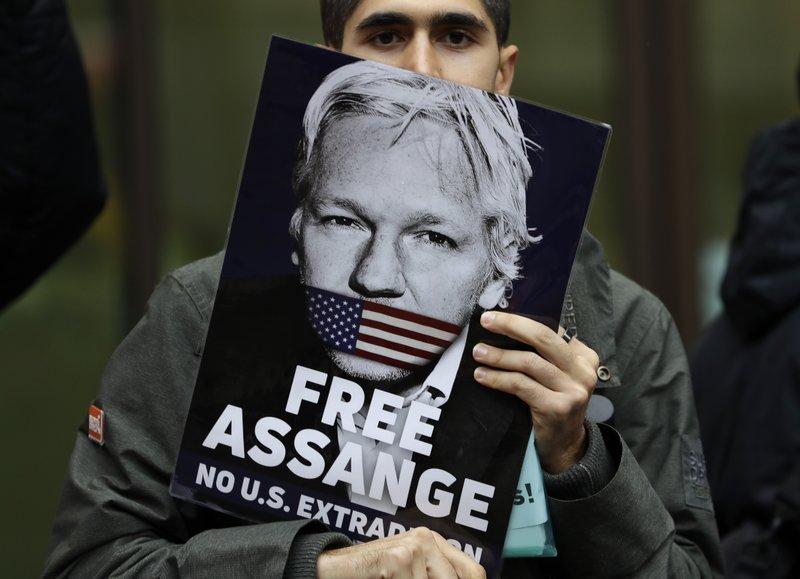 Osnivaču WikiLeaksa Julianu Assangeu neće biti odgođeno saslušanje