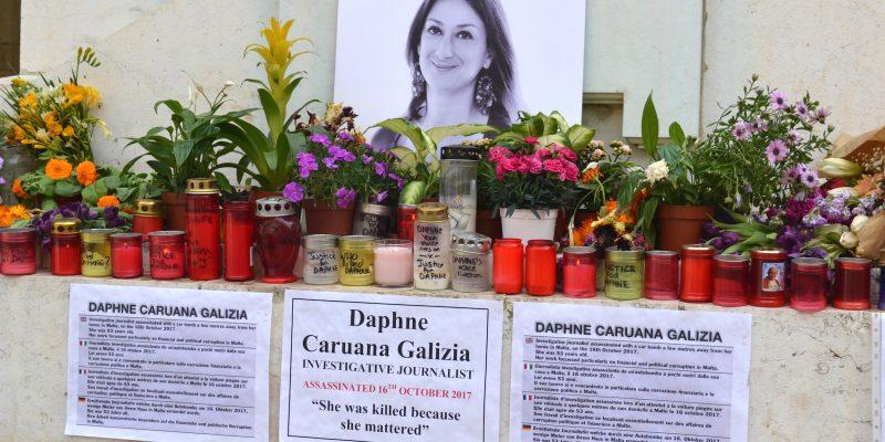 Dvije godine bez pravde za ubijenu novinarku Daphne Caruana Galizia