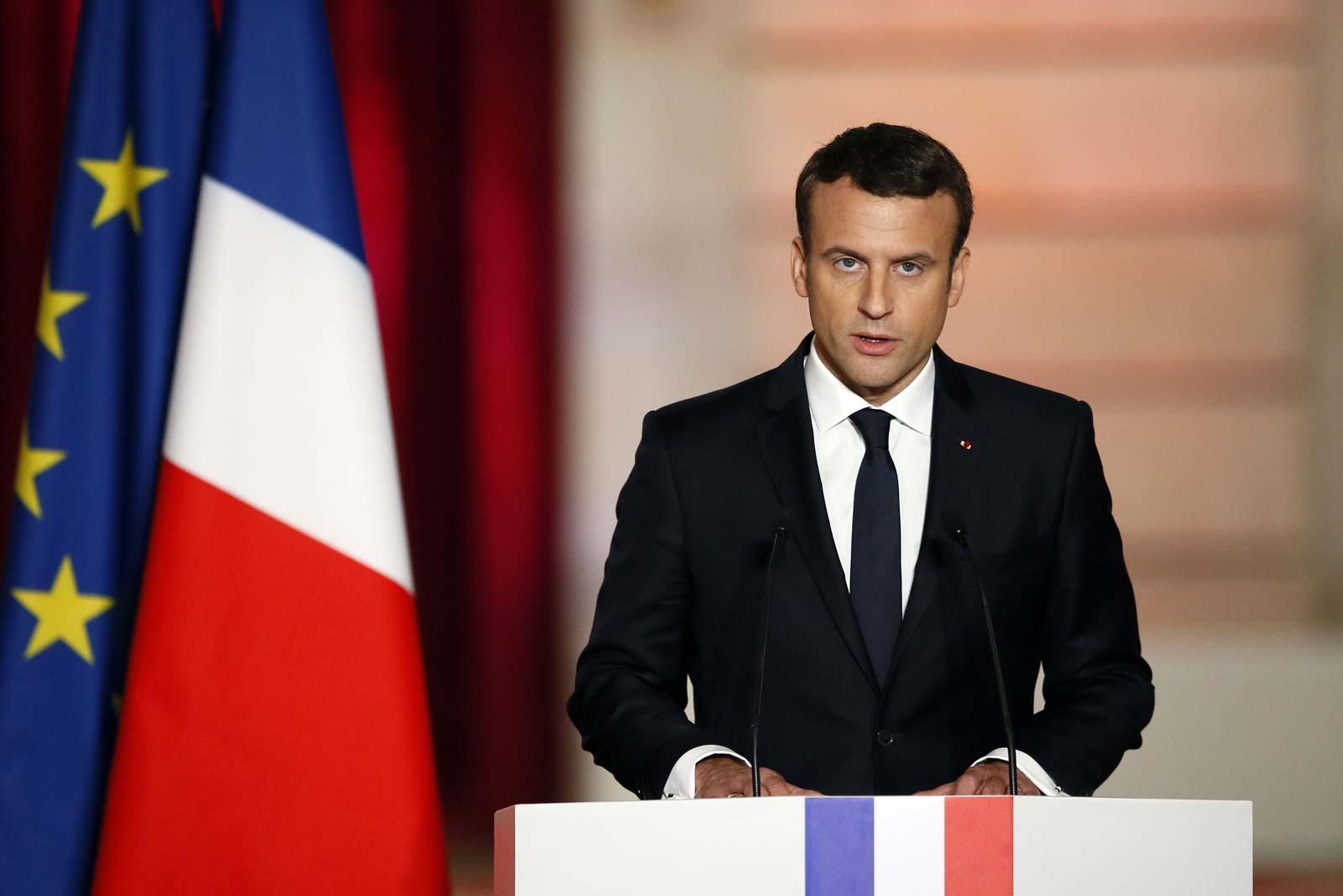 Macron: Google mora platiti autorska prava kao i svi drugi