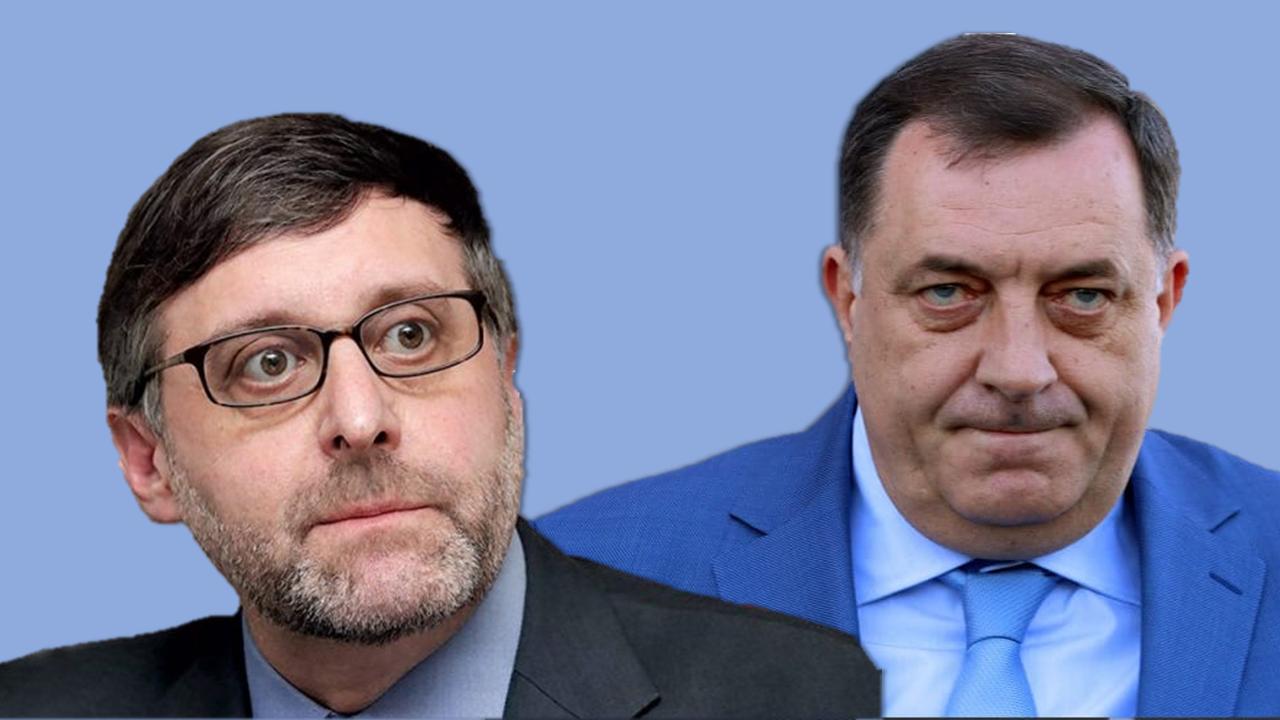 Dobro jutro, Republiko Srpska, eno Senat u Americi priča o Dodiku, pravo nam se vraća novac od lobiranja!