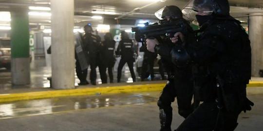 IFJ i EFJ zahtijevaju istragu zbog policijskog nasilja nad novinarima