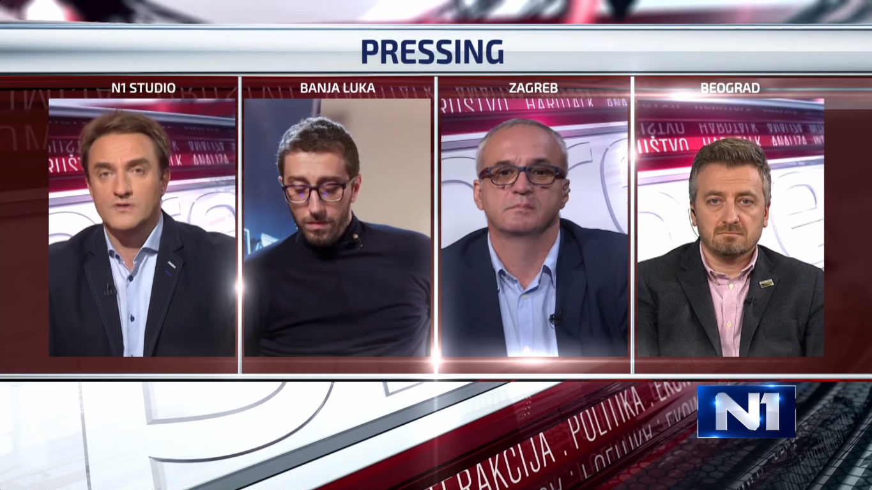 Georgiev, Zovko i Kovačević: Ne bojimo se