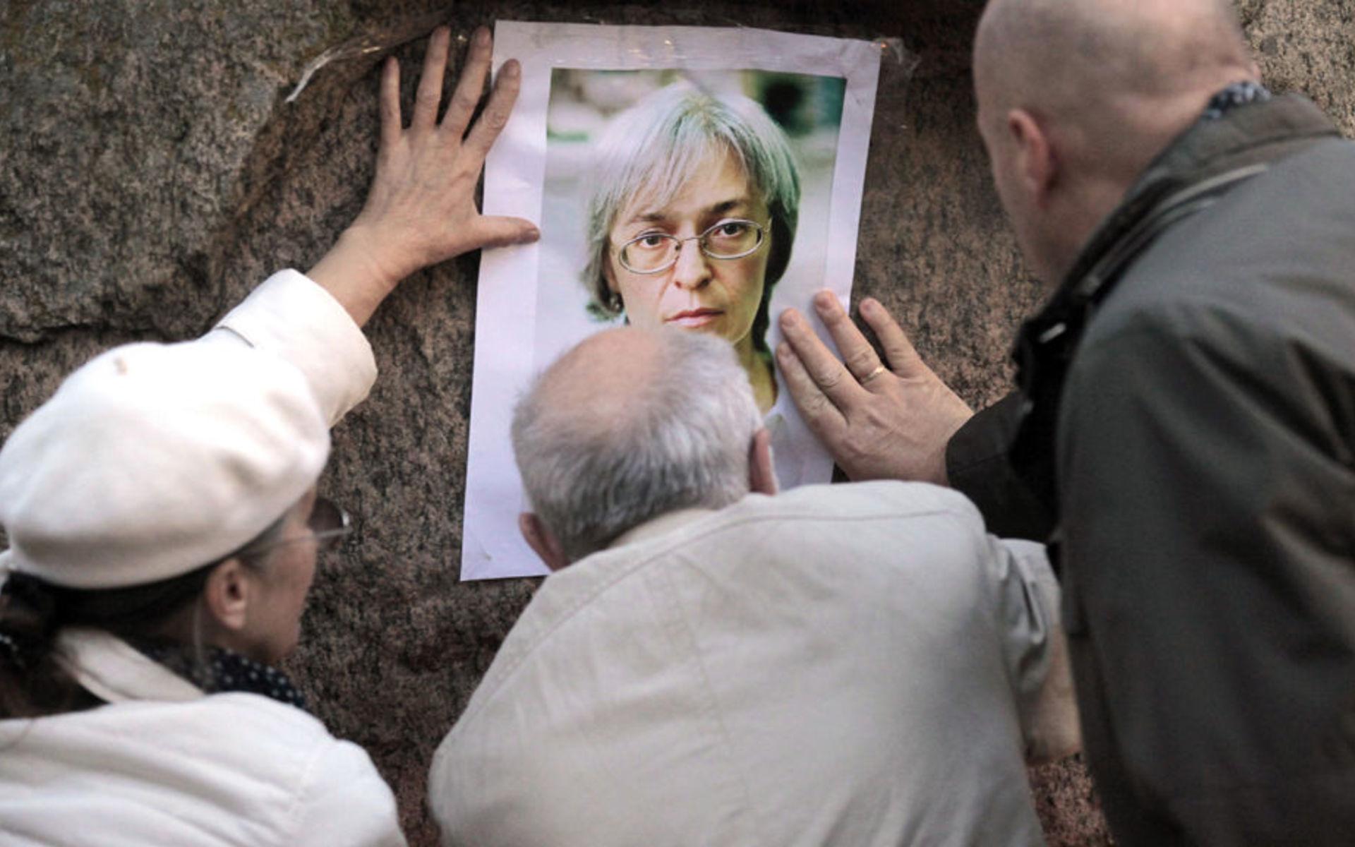 Prošlo je 13 godina od neriješenog ubistva ruske novinarke Anne Politkovskayeve