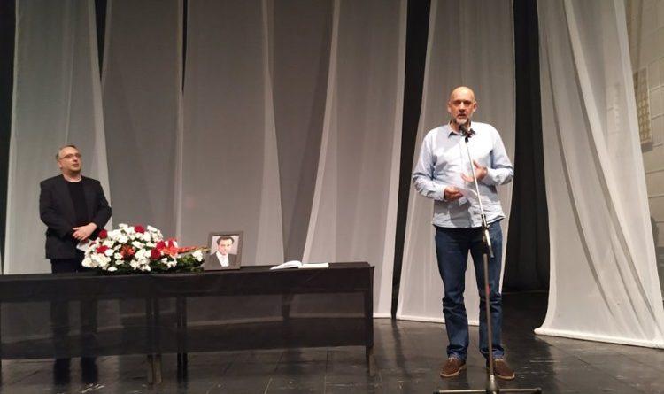 Komemoracija: Novinar i urednik Marić imao je potrebu da dokazuje pravdu