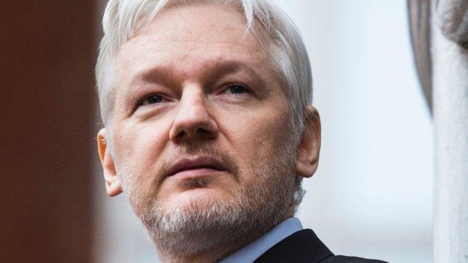 Robinson: Upoznata sam da je Trumpov saveznik nudio dogovor o pomilovanju Assangeu
