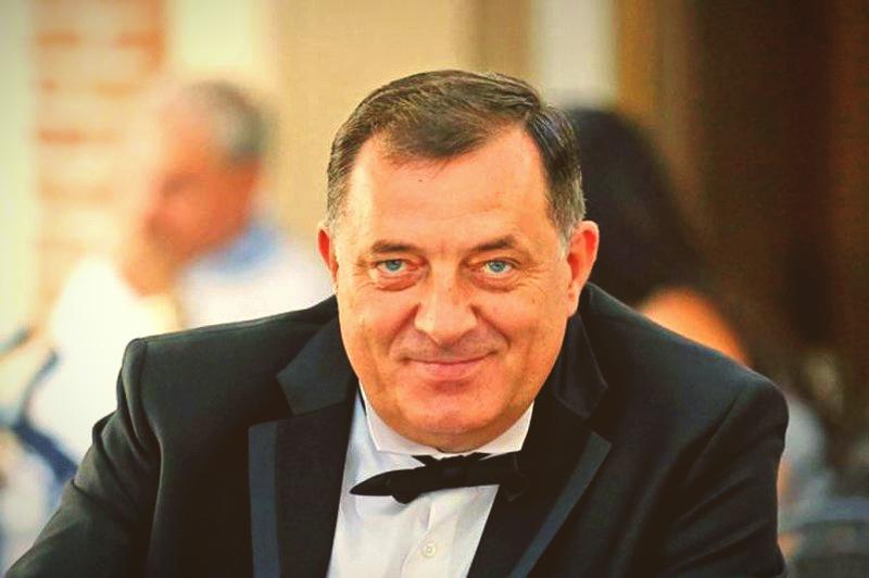 Prije svakog slušanja i gledanja Milorada Dodika posavjetujte se sa svojim ljekarom ili farmaceutom!