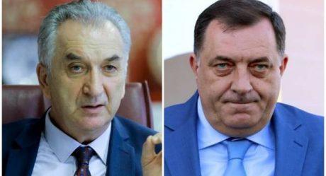 Nakon raspojasanog Milorada Dodika, Mirko Šarović je demonstrirao ljudsku i političku zrelost!