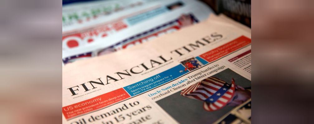 Prvi put u 131 godinu postojanja žena na čelu 'The Financial Timesa'