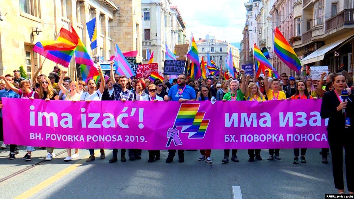 Homoseksualnost i diskriminacija