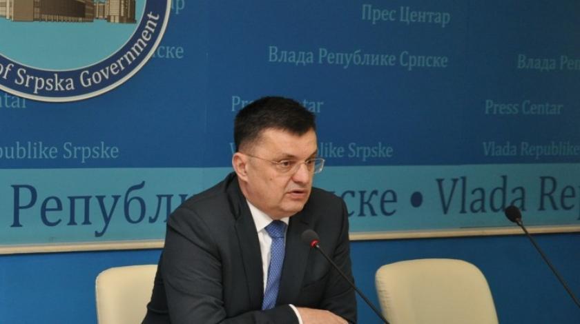 Tegeltija namjerava otvoriti sjednice Vijeća ministara za novinare