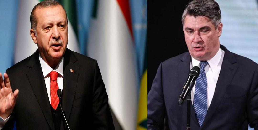 FTV I BHT1: O čemu su pričali Milanović i Erdoğan?
