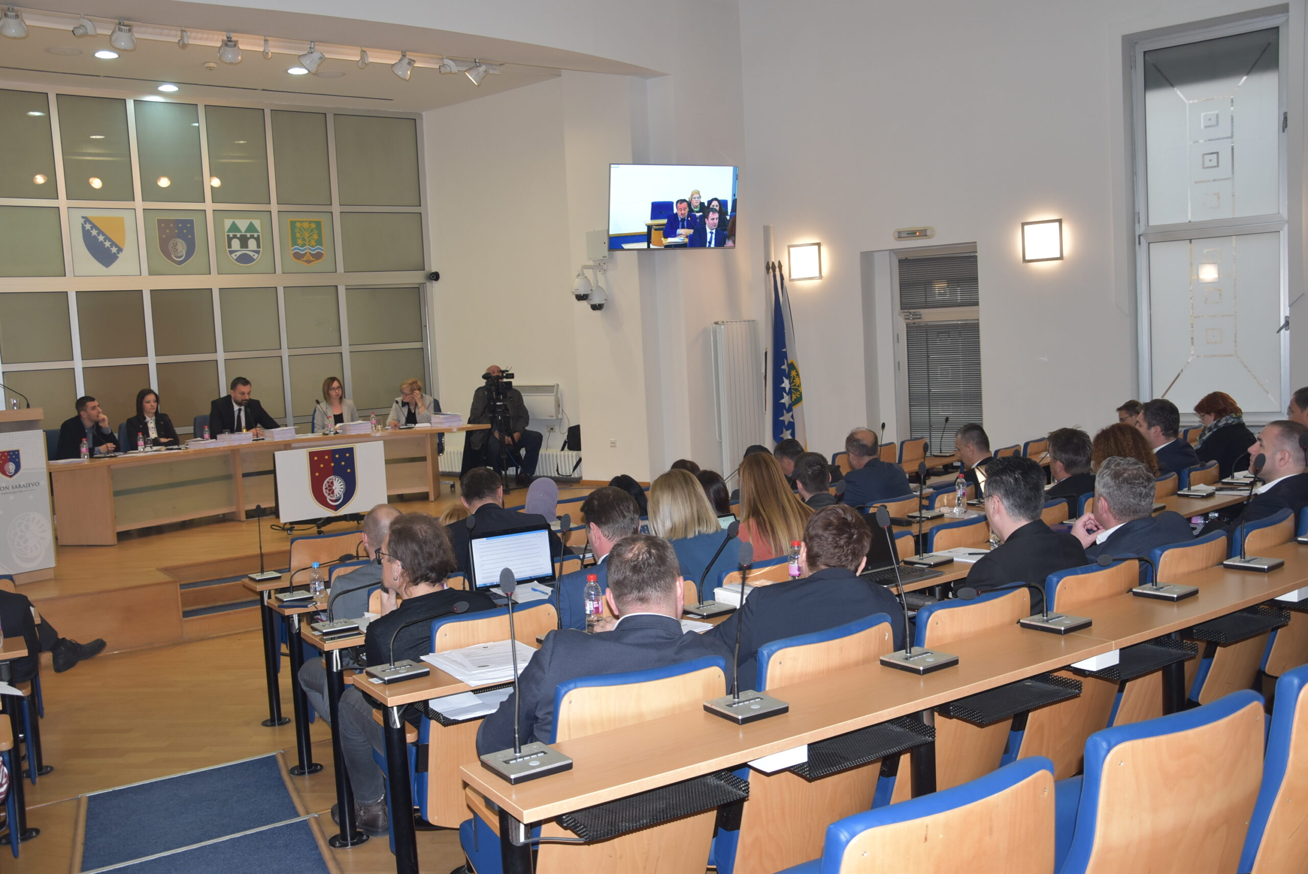 LABIRINT BEZ IZLAZA: Dvije većine u Kantonu Sarajevo