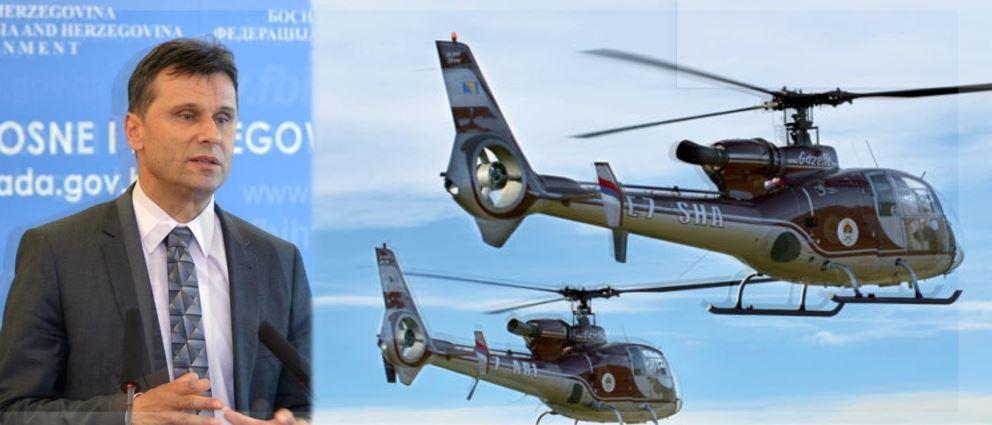 (V)LAŽNE VIJESTI: Dosta je bilo sirotinjskog mentaliteta, svi kantoni u FBiH nabavljaju helikoptere
