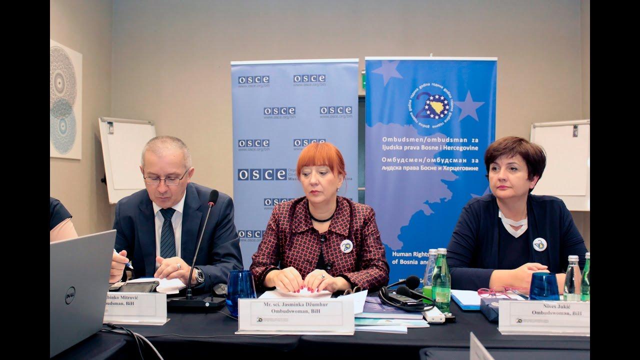 Ombudsmani Bosne i Hercegovine osudili sveprisutniji govor mržnje