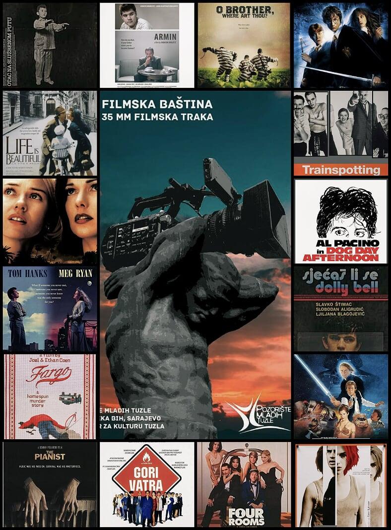 TUZLASCOPE: Zlatni standard filmske industrije