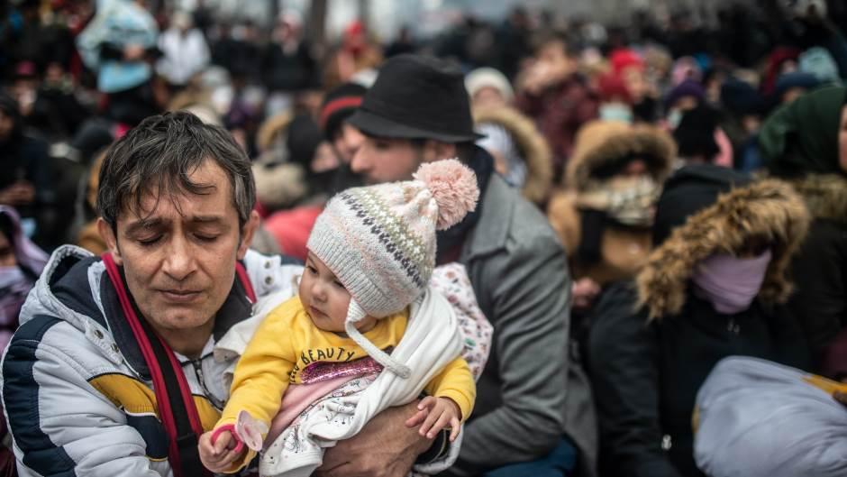 RTRS I BNTV: Operativni plan za zaštitu od migranata